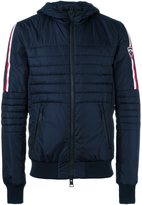 Rossignol contrast stripe sleeve padded jacket