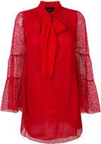 Giambattista Valli pussybow lace dress