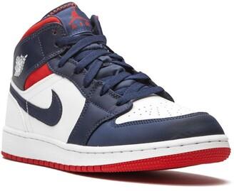 Nike Kids TEEN Air Jordan 1 Mid SE GS sneakers