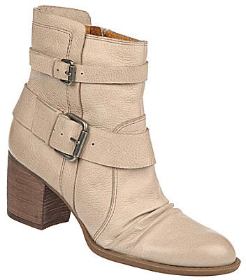 Naya Virtue Leather Booties