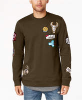 American Rag Men's Patched Fleece, Created for Macy's