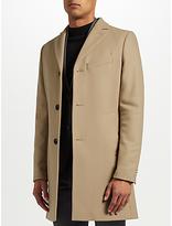 J.lindeberg Melton Coat, Sand