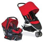 Britax 2016 B-Agile 3/B-Safe 35 Travel System in Red