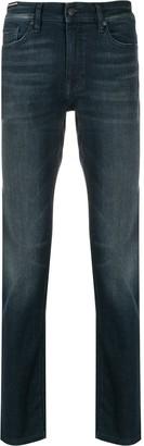 BOSS mid-rise slim jeans