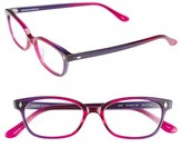 Corinne McCormack Women's 'Cyd' 50Mm Reading Glasses - Fucshia