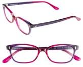 Corinne McCormack Women's 'Cyd' 50Mm Reading Glasses - Fucshia