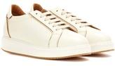 Brunello Cucinelli Platform leather sneakers