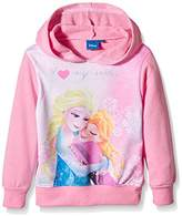 Disney Girl's Frozen Sisters Are Magic Long Sleeve Sweatshirt