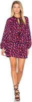 Karina Grimaldi Titti Print Mini Dress