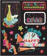 K1 K & Company Holiday New Years Sticker Medley