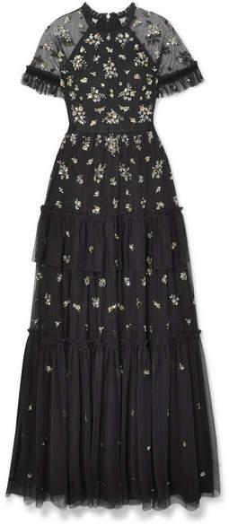 c5ec5a9d438 Black Tulle Gown - ShopStyle