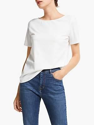 Max Mara Weekend Even Numbers T-Shirt, White