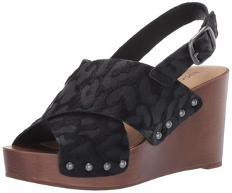 Lucky Brand Women's Zelka2 Wedge Sandal