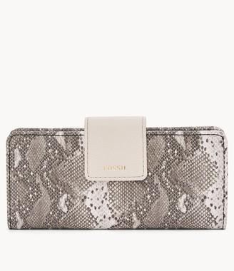 Fossil Madison Slim Clutch Wallet