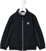 Armani Junior zipped jacket