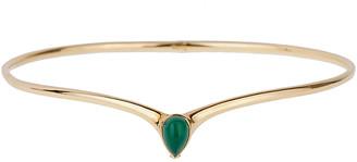 Van Cleef & Arpels Heritage  18K Chrysoprase Collar Necklace