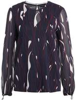 Strenesse TIA Blouse navy/red