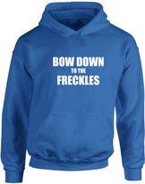 Brand88 Bow Down To The Freckles, Enfants Imprimé À Capuche