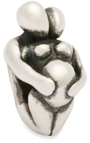 Bed Bath & Beyond Trollbeads Sterling Silver Bead - Expectation