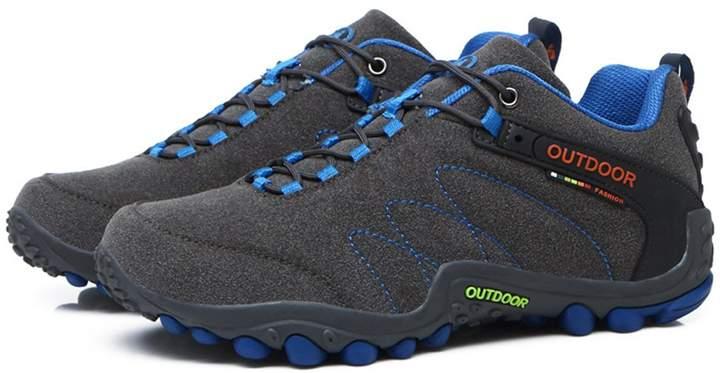 c7a9cd1c45843 Smakke Women Men Hiking Shoes Waterproof Mountain Climbing Trekking Shoes  Breathable Outdoor Sneaker 9