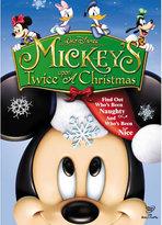 Disney Mickey's Twice Upon a Christmas DVD