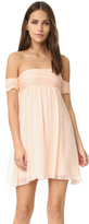 Rachel Zoe Off the Shoulder Dress