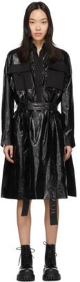 Ambush Black Utilitarian Dress