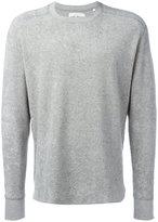 Our Legacy crew neck sweatshirt - men - Cotton - L