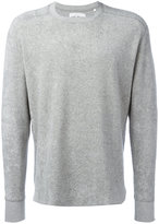 Our Legacy crew neck sweatshirt - men - Cotton - S