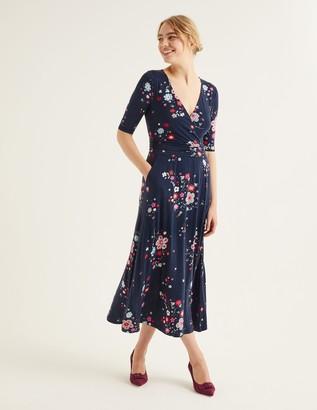 Carrie Jersey Midi Dress