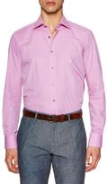 Ike Behar Checkered Sportshirt