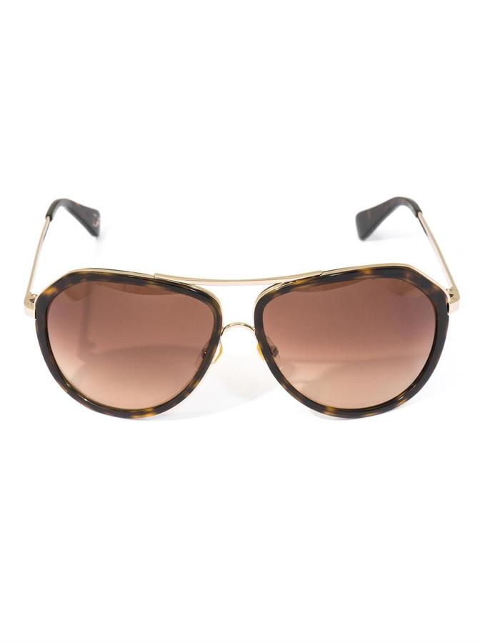 Diane von Furstenberg Juana sunglasses