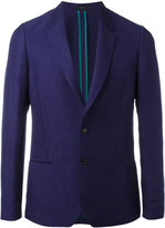 Paul Smith two-button blazer - men - Linen/Flax/Viscose - 38