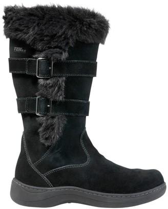 L.L. Bean Women's Waterproof Nordic Casual Boots, Zip