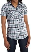 Carhartt Brogan Shirt - Short Sleeve, Factory Seconds (For Women)