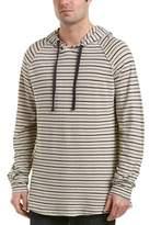 Lanai Collection Linen-blend Beach Pullover.