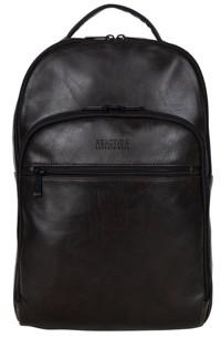 "Kenneth Cole Reaction Vegan Leather Slim 15.6"" Laptop Backpack"