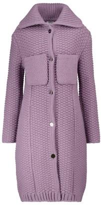 Bottega Veneta Wool-blend cardigan