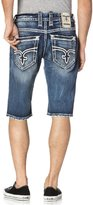 Rock Revival Men's Nick H202 Shorts