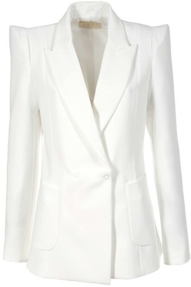 Aggi Samantha Cloud Dancer Blazer