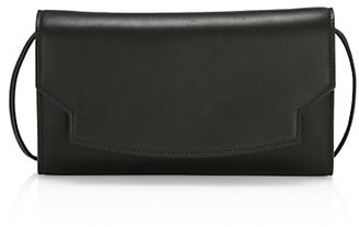 The Row Lady Leather Wallet-On-Strap