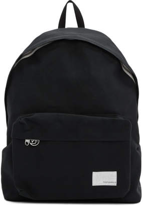 Nanamica Black Day Backpack