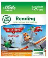 Leapfrog Interactive Storybook: Disney Planes (for LeapPad Tablets)