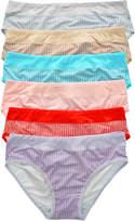 Angelina Purple Stripe Bikini Set