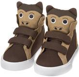 Gymboree Monkey Sneakers