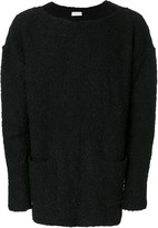 Faith Connexion boat neck sweater