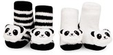 Infant Waddle & Friends 2-Pack Animal Rattle Socks