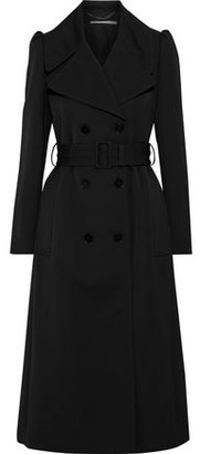 Stella McCartney Kristen Wool-gabardine Trench Coat