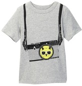 Joe Fresh Animal Graphic Tee (Toddler & Little Boys)
