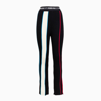 Ambush Ribbed Knit Pants Bmhg001f20kni001